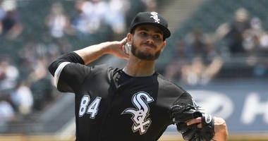 White Sox Sweep Double Header Against Tigers
