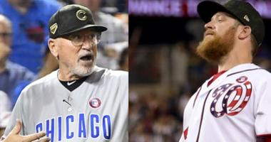 UPDATE: Cubs Drop Game Challenge Over Doolittle's Delivery
