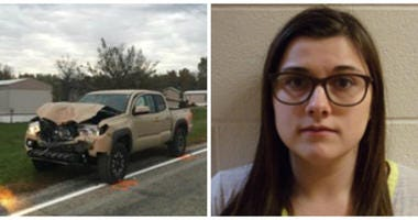 Alyssa L. Shepherd was arrested for her involvement in an Indiana crash that killed 3 kids.