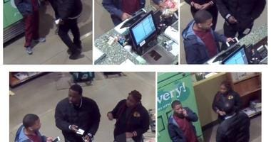 Suspects in credit card fraud