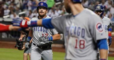 Cubs Kyle Schwarber Mets