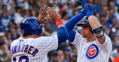 Rizzo's Slam Among 5 Cubs Homers: Chicago Rips Pirates