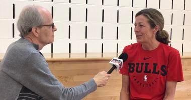 Karen Stack Umlauf: Bulls Basketball Coach And Trailblazer