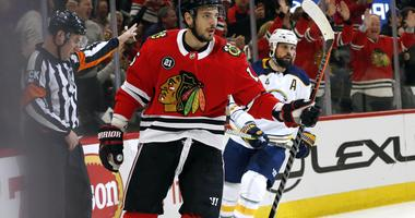 Blackhawks Beat Sabres In Shootout