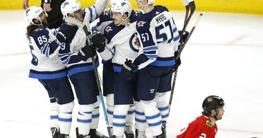 Hayes Scores In OT To Lift Jets Over Blackhawks