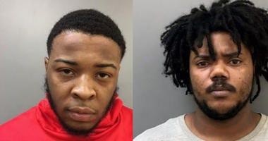 Christian Plummer, 23, and Jonathan E. Thompson, 24