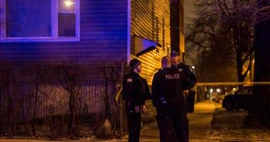 Chicago Police Logan Square Shooting