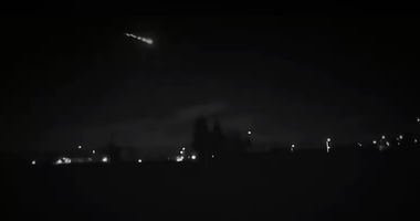 Meteor illuminates sky over Chicago area