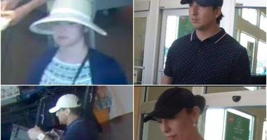 Four suspected in a series of Palos Park vehicle burglaries and credit card frauds