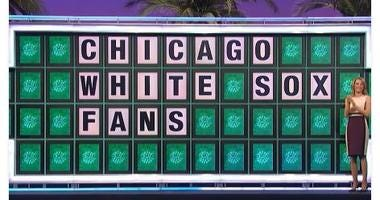 Wheel of Fortune and White Sox
