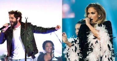 Thomas Rhett and Jennifer Lopez among the headliners at the 2019 Summerfest