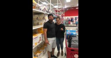 Nicole Domitro and Manuel Franco