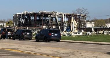 Explosion in Waukegan