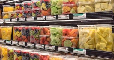Recall on Caito Foods cut melon