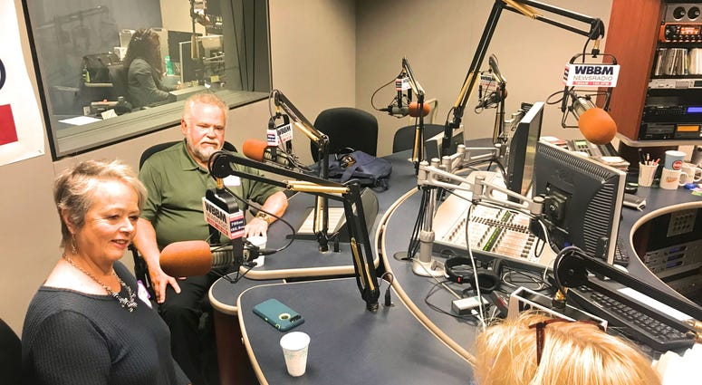 WBBM's Lisa Fielding on this week's At Issue talks to a suicide attempt survivor and Stephanie Weber, executive director of Suicide Prevention Services.