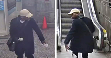 Blue Line Robbery Suspect