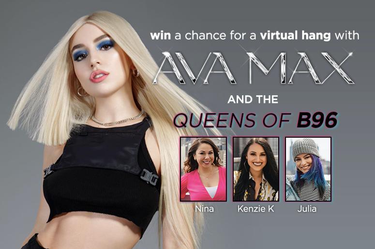 Virtual Hang with Ava Max