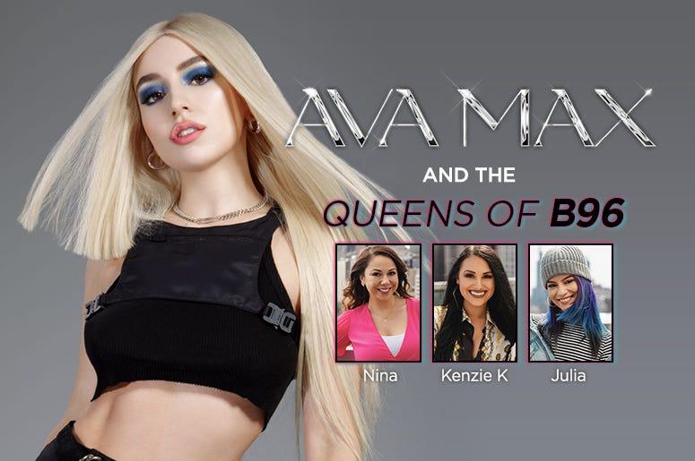 Ava Max Interview