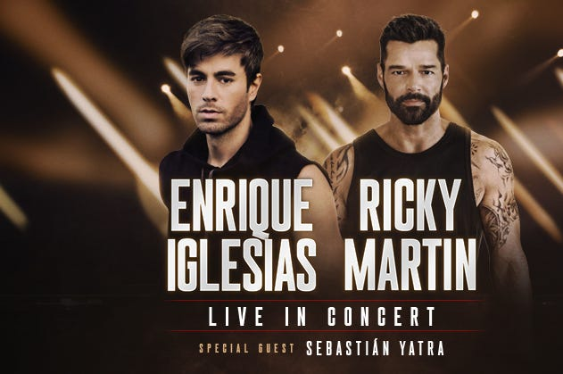 Enrique and Ricky