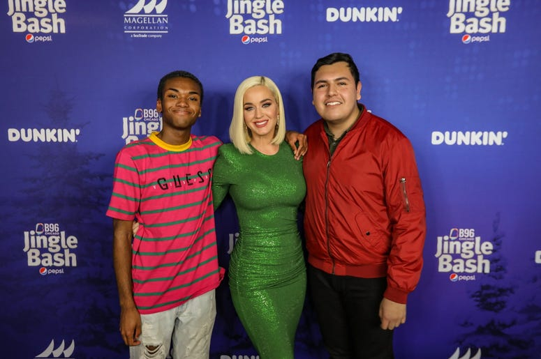 Katy Perry Meet and Greet