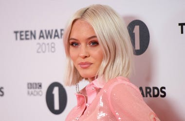 Zara Larsson attending the BBC Radio 1's Teen Awards