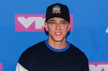 20 August 2018 - New York, New York - Logic. 2018 MTV Video Music Awards at Radio City Music Hall.