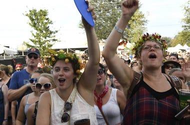 concert festival crowd