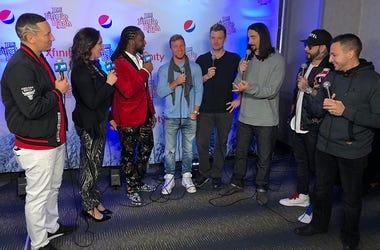 Backstreet Boys B96 Jingle Bash