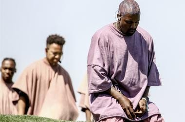 Kanye West Sunday Service