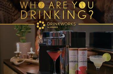 Photo courtesy of Drinkworks