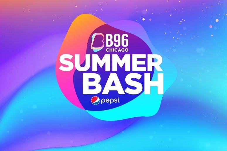 B96 Pepsi Summer Bash