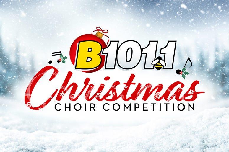 B101 Christmas Choir Competition 2020 Christmas Choir Competition: K 8 Semi Finalists! | B101.1
