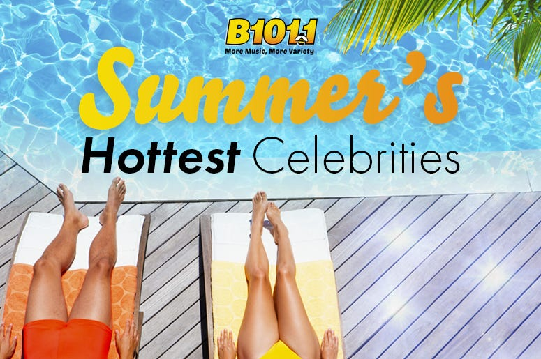 Summer's Hottest Celebrities 2020