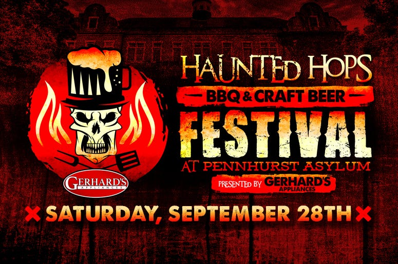 Haunted Hops BBQ & Craft Beer Festival