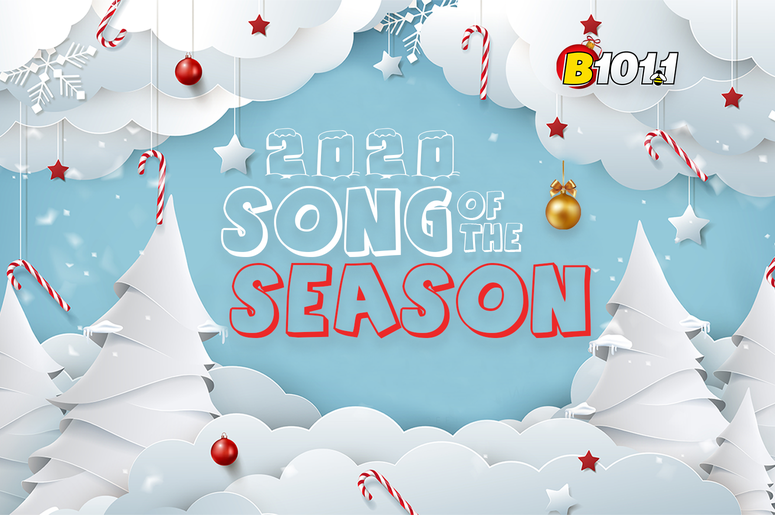 Song of the Season on Philly's B101.1   2020 Official Voting