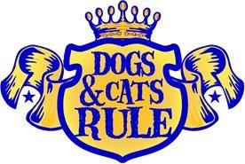 dogs and cats rule