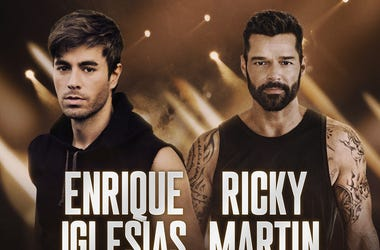 See Enrique Iglesias & Ricky Martin with Sebastian Yatra at the Wells Fargo Center on October 14, 2020!
