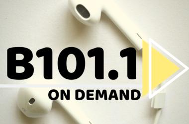B101 Radio Show Audio On Demand Philadelphia Philly B101.1