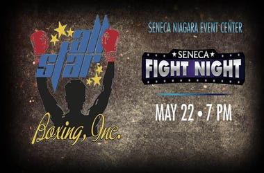 Seneca Fight Night