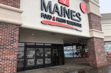 Maine's Party and Food Warehouse with TJ!