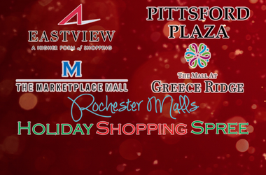 Rochester Malls Holiday Shopping Spree