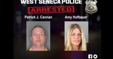 2 Arrested in West Seneca