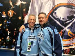 Mike Lesakowski and Allan Davis of the 11 Day Power Play