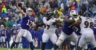 Bills and Ravens