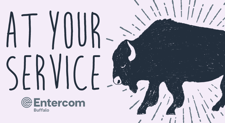 At Your Service - Page Topper
