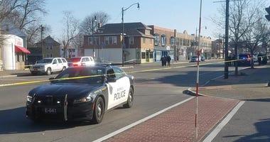 Buffalo Police on patrol