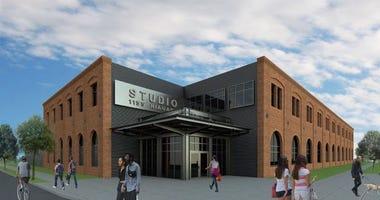 Buffalo movie studio