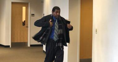 Antwan Diggs enters a guilty plea to sexual assault