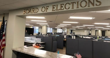 Erie County Board of Elections
