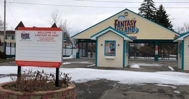 Fantasy Island in Grand Island. February 19, 2020 (WBEN Photo/Mike Baggerman)